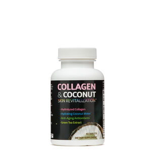 Collagen & Coconut Skin Revitalization | GNC