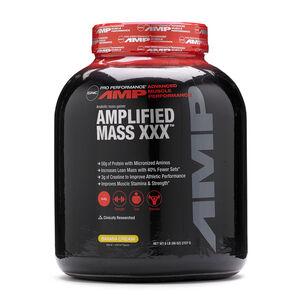 Amplified Mass XXX™ - Banana CreamBanana Cream | GNC