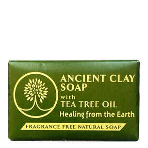 Ancient Clay Soap with Tea Tree Oil   GNC