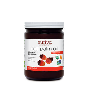 Organic Red Palm Oil | GNC