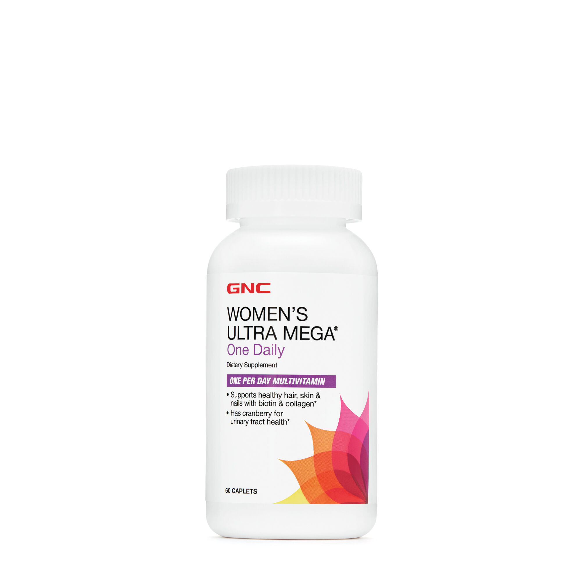 [BEST] GNC 우먼스 울트라 메가 원 데일리 (60정) GNC Women's Ultra Mega One Daily, 60 Caplets