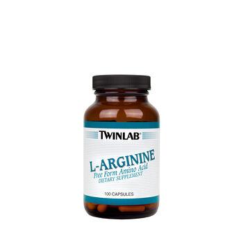 L-Arginine   GNC