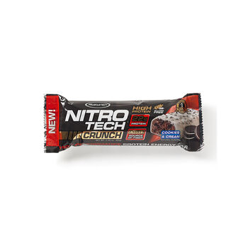 Nitro-Tech® CRUNCH - Cookies and CreamCookies and Cream | GNC