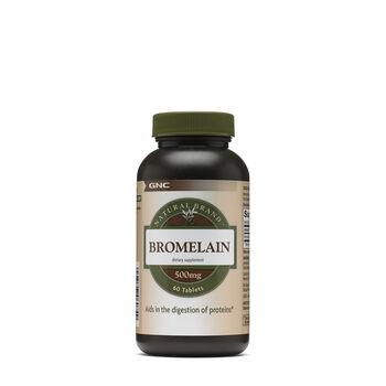 Bromelain 500mg | GNC
