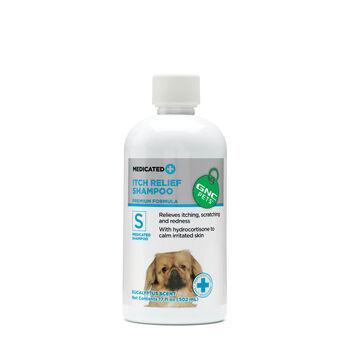Itch Relief Shampoo- Eucalyptus Scent | GNC