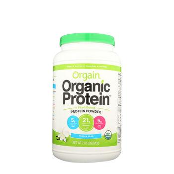 Organic Protein™ - Sweet Vanilla BeanSweet Vanilla Bean | GNC