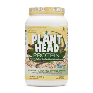 Plant Head™ Protein - VanillaVanilla | GNC