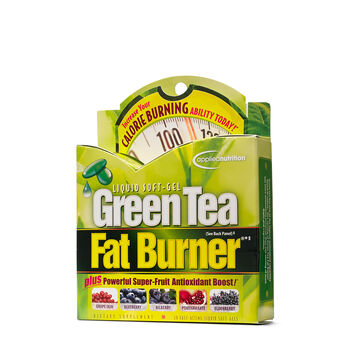 Green Tea Fat Burner® | GNC