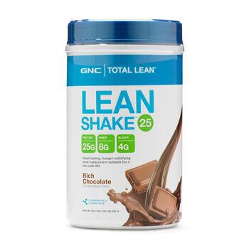Lean Shake™ 25 - Rich ChocolateRich Chocolate | GNC