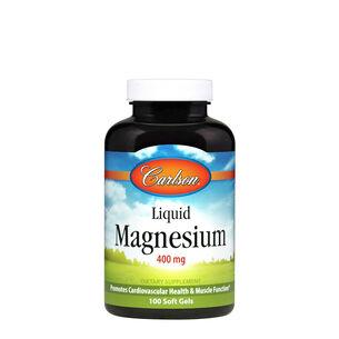 Liquid Magnesium 400 mg | GNC