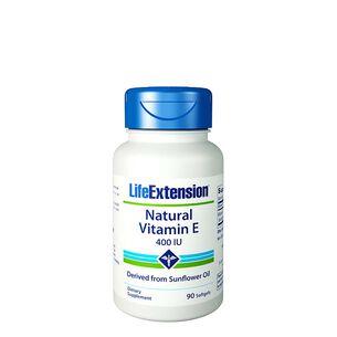 Natural Vitamin E 400 IU | GNC