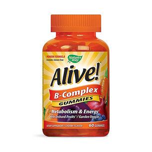 Alive!® B-Complex Gummies | GNC