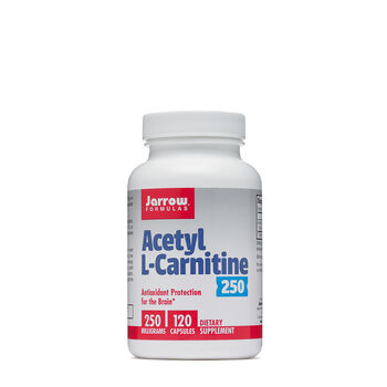Acetyl L-Carnitine 250 mg | GNC