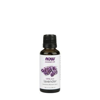 100% Pure Lavender Oil   GNC