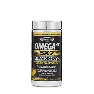 Omega 4X SX-7® Black Onyx™ | GNC