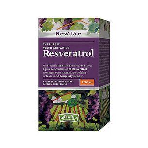 Resveratrol (250 mg) | GNC