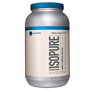 Natural Isopure® - Natural VanillaNatural Vanilla | GNC