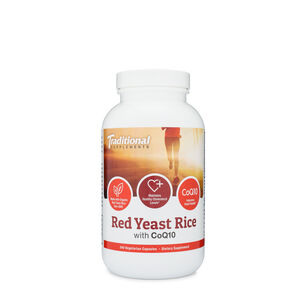 Red Yeast Rice with CoQ10 | GNC