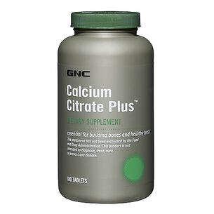 Calcium Citrate Plus™ | GNC