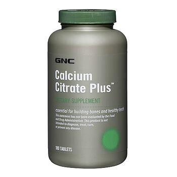 Calcium Citrate Plus™ | GNC