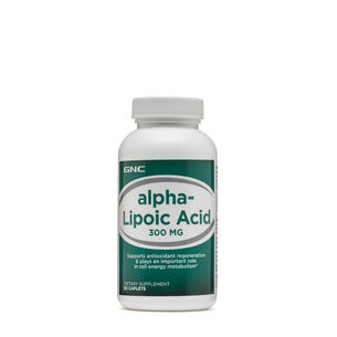 Alpha-Lipoic Acid 300 MG | GNC