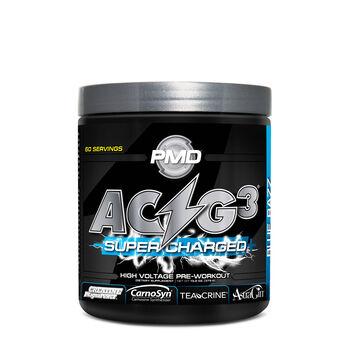 ACG3® Supercharged - Blue RazzBlue Razz | GNC