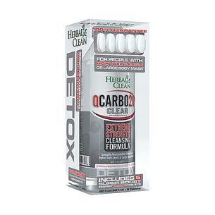 QCARBO20™ CLEAR - Strawberry-Mango | GNC