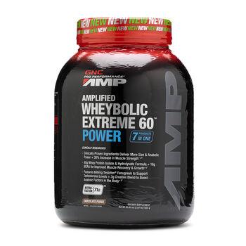 GNC Pro Performance® AMP Amplified Wheybolic Extreme 60