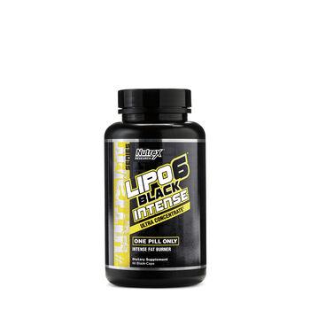 LIPO-6® Black Intense | GNC
