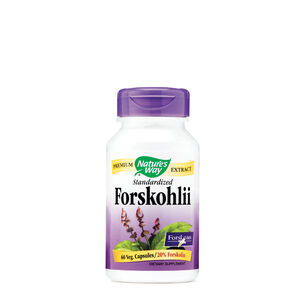 Standardized Forskohlii 20% Forskolin | GNC