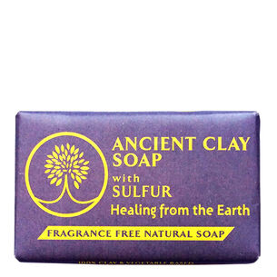 Ancient Clay Soap with Sulfur   GNC