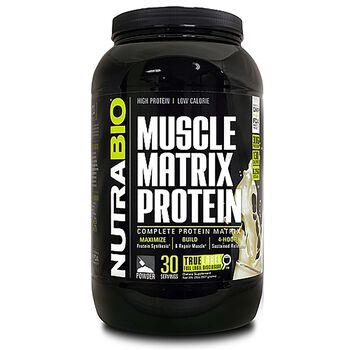 Muscle Matrix Protein - Alpine VanillaAlpine Vanilla | GNC