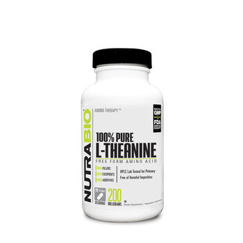 Amino Therapy™ 100% Pure L-Theanine | GNC