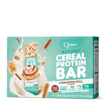 Beyond Cereal Protein Bar - Cinnamon RollCinnamon Roll | GNC