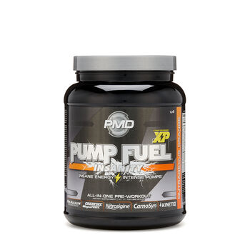 Pump Fuel® Insanity - Outrageous OrangeOutrageous Orange | GNC