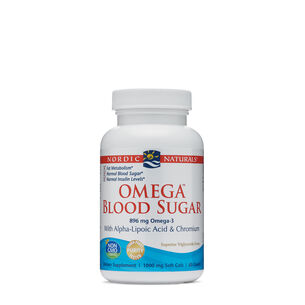 Omega™ Blood Sugar | GNC