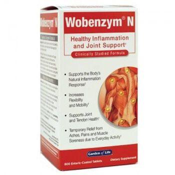 Wobenzym® N | GNC