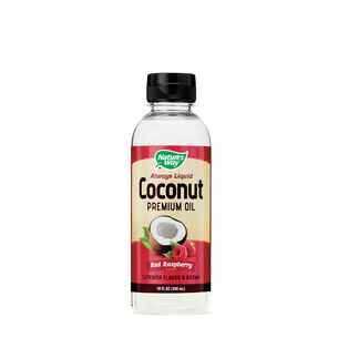 Coconut Premium Oil - Red Raspberry | GNC