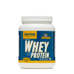 Whey Protein - UnflavoredUnflavored | GNC