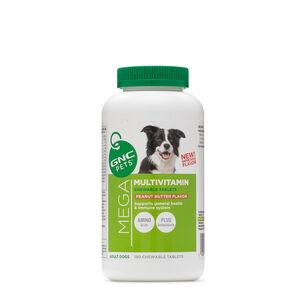 Mega Multivitamin - Adult Dogs - Peanut Butter FlavorPeanut Butter Flavor | GNC