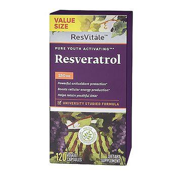 Resveratrol 250 mg | GNC
