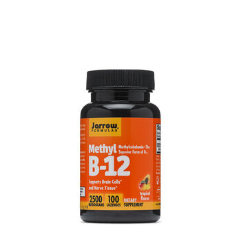 Methyl B-12 - Tropical | GNC