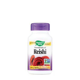 Reishi   GNC