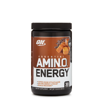 Essential AMIN.O Energy™ - Iced Caramel MacchiatoIced Caramel Macchiato | GNC