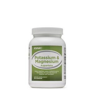 GNC Potassium & Magnesium Aspertate