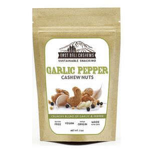 Cashew Nuts - Garlic PepperGarlic Pepper | GNC