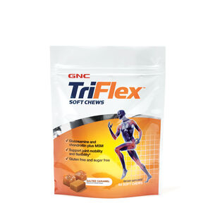 TriFlex™ Soft Chews - Salted Caramel | GNC