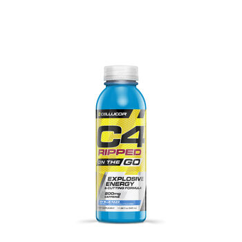 C4 Ripped On The Go - Icy Blue RazzIcy Blue Razz | GNC