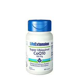 Super Ubiquinol CoQ10 100 mg | GNC
