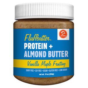 Fluffbutter™ Protein + Almond Butter - Vanilla Maple Frosting | GNC